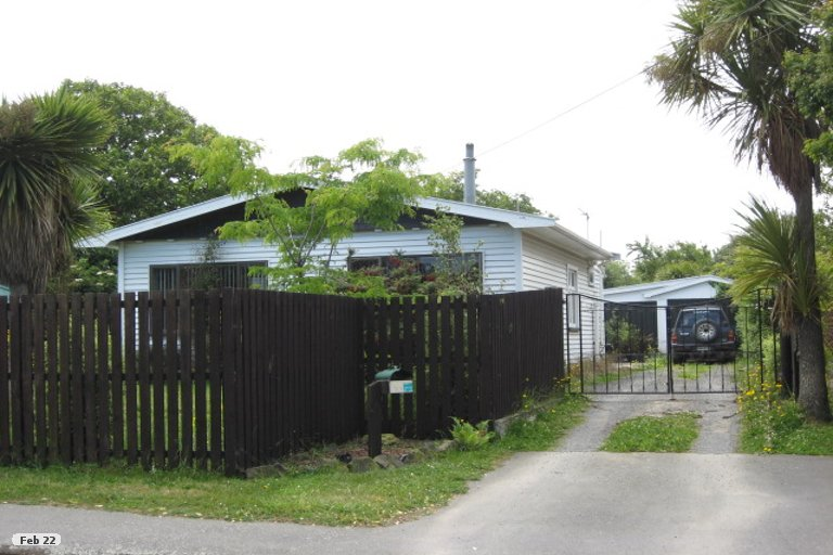 Property photo for 29 Chichester Street, Woolston, Christchurch, 8023