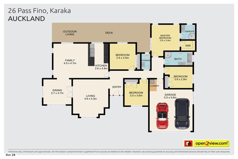 Photo of property in 26 Paso Fino Crescent, Karaka, Papakura, 2580