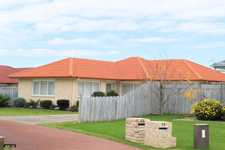 Property photo for 31 Trovare Place, Golflands, Auckland, 2013