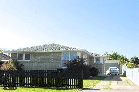 Photo of property in 14 Boyd Street Rangiora Waimakariri District