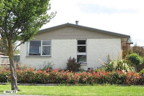 Photo of property in 5 Treffers Avenue Rangiora Waimakariri District