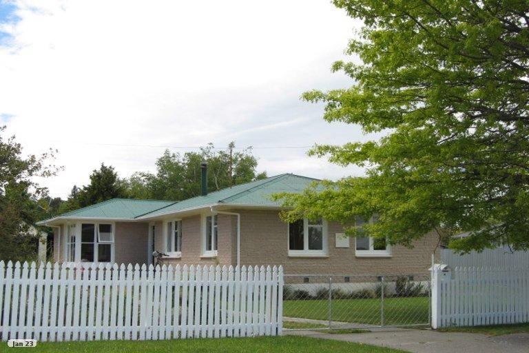 Property photo for 4 Coleridge Street, Hanmer Springs, 7334
