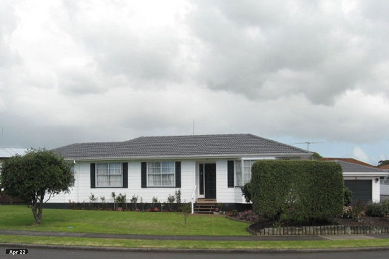 Property photo for 13 Tomintoul Place, Highland Park, Auckland, 2010