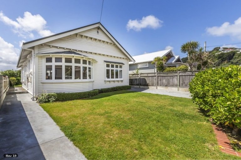 Property photo for 23 Ferry Street, Seatoun, Wellington, 6022