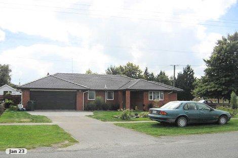 Photo of property in 16 Clinton Street Darfield Selwyn District