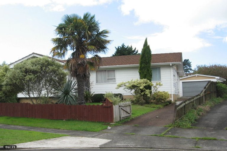 Property photo for 26 Tomintoul Place, Highland Park, Auckland, 2010