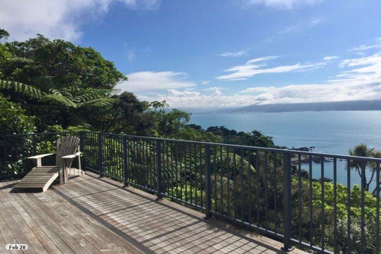 Property photo for 15A Fortification Road, Karaka Bays, Wellington, 6022