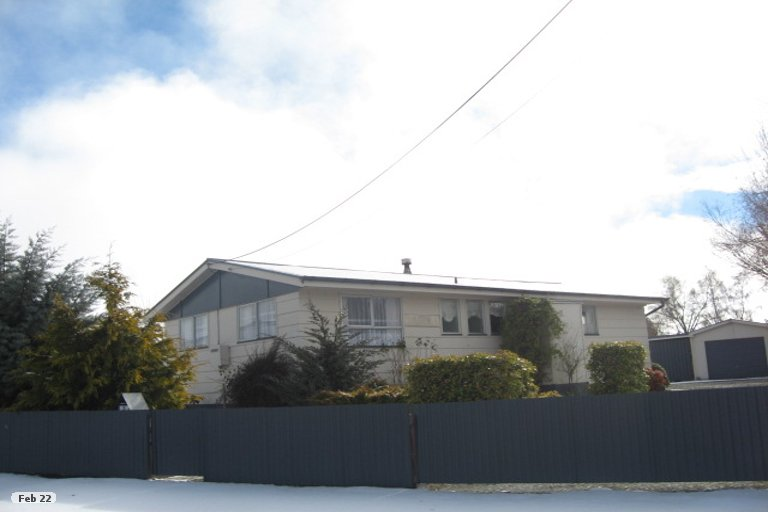 Property photo for 5 Dobson Place, Twizel, 7901