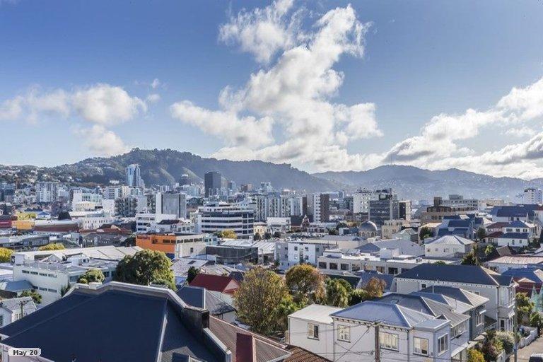 Property photo for Melksham Towers, 501/131 Brougham Street, Mount Victoria, Wellington, 6011