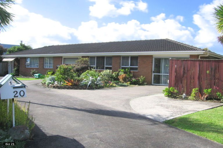 Property photo for 1/20 Dowling Place, Pakuranga, Auckland, 2010