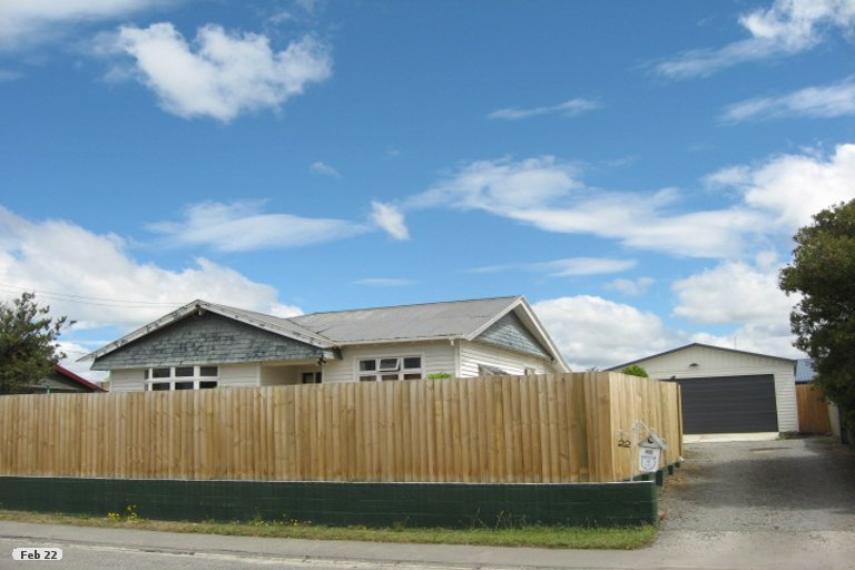 Property photo for 22 Marcroft Street, Woolston, Christchurch, 8062