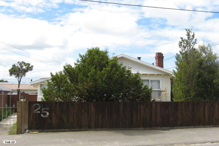 Property photo for 25 Marcroft Street, Woolston, Christchurch, 8062