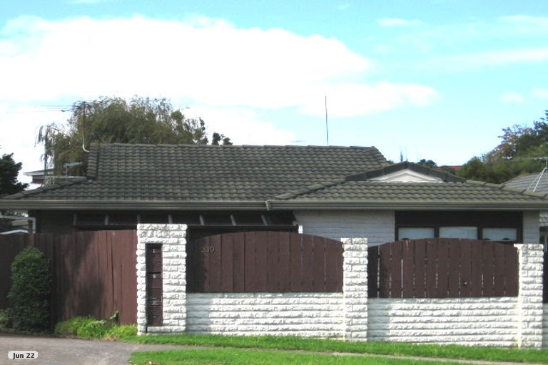 Property photo for 1/230 Bucklands Beach Road, Bucklands Beach, Auckland, 2012