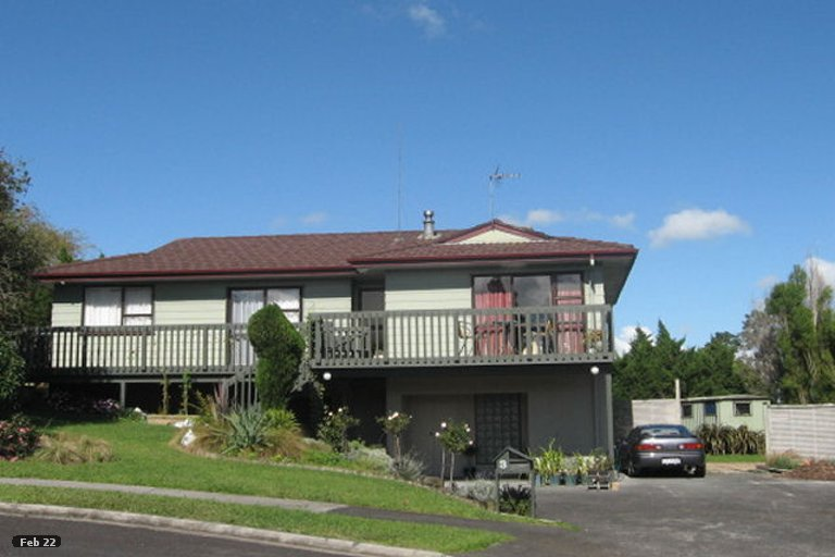 Property photo for 3 Marco Place, Highland Park, Auckland, 2010