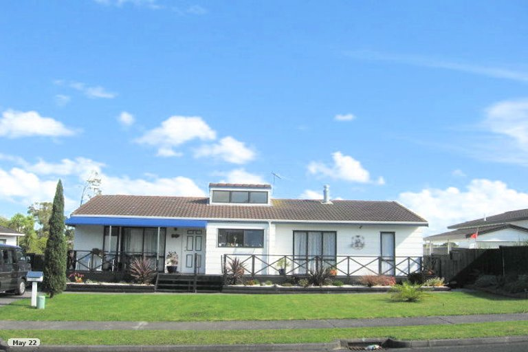 Property photo for 64 De Quincey Terrace, Highland Park, Auckland, 2010