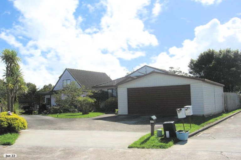 Property photo for 2/33 De Quincey Terrace, Highland Park, Auckland, 2010