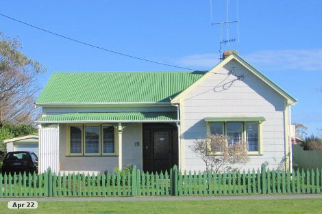 Photo of property in 19 Futter Street Foxton Horowhenua District