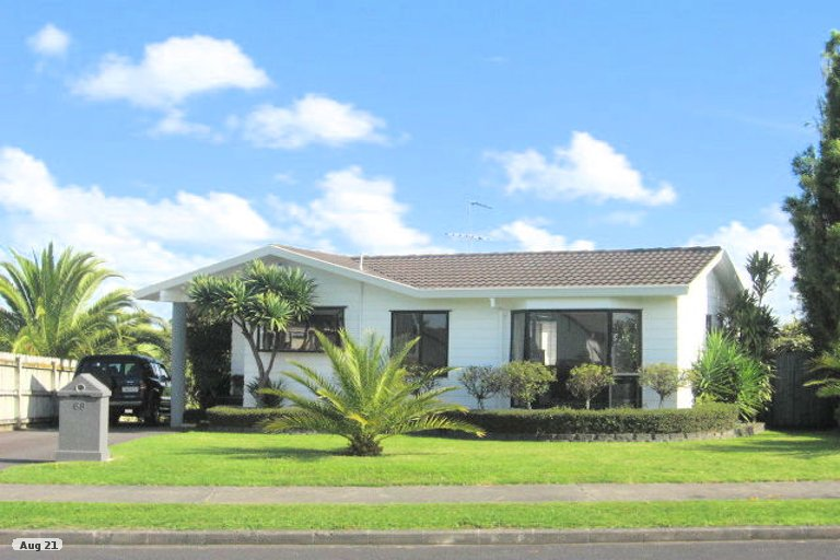 Property photo for 68 De Quincey Terrace, Highland Park, Auckland, 2010