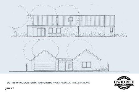 Photo of property in 20 Salisbury Avenue Rangiora Waimakariri District