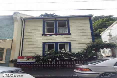 Photo of property in 19 Holloway Road Aro Valley Wellington City
