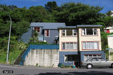 Photo of property in 1 Entrance Street Aro Valley Wellington City