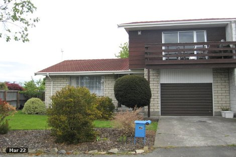 Photo of property in 2/8 Applewood Place Casebrook Christchurch City