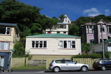 Photo of property in 2 Entrance Street Aro Valley Wellington City