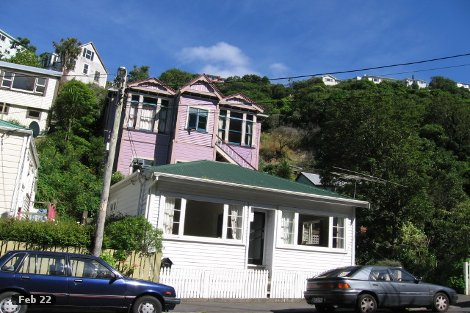 Photo of property in 3 Entrance Street Aro Valley Wellington City