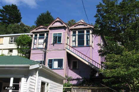 Photo of property in 4 Entrance Street Aro Valley Wellington City
