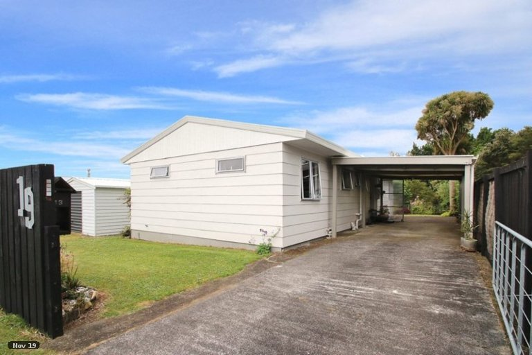 Photo of property in 19 Keepa Avenue, Paeroa, 3600