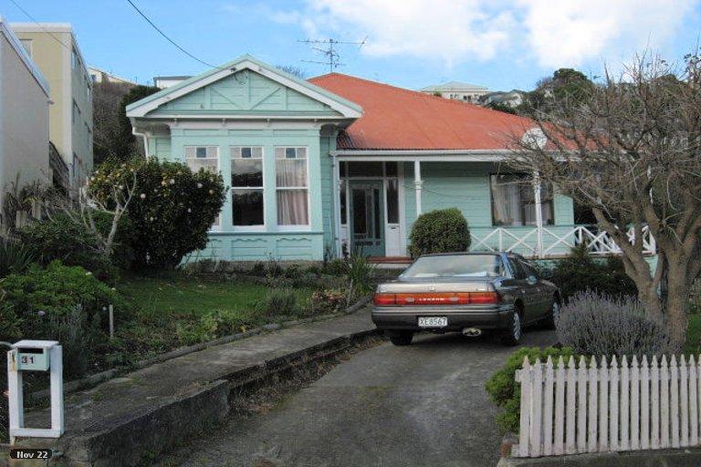 Photo of property in 31 Hamilton Road, Hataitai, Wellington, 6021