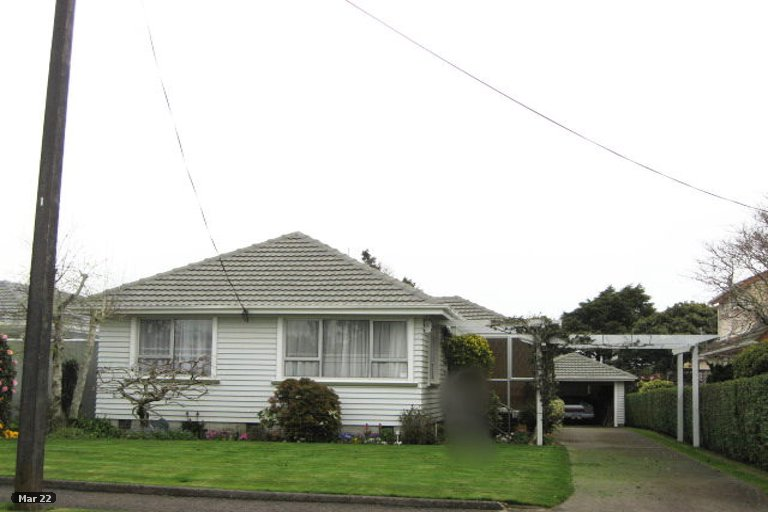 Photo of property in 21 Tainui Street, Welbourn, New Plymouth, 4312