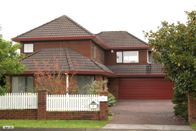 Property photo for 6 Ben Nevis Place, Northpark, Auckland, 2013