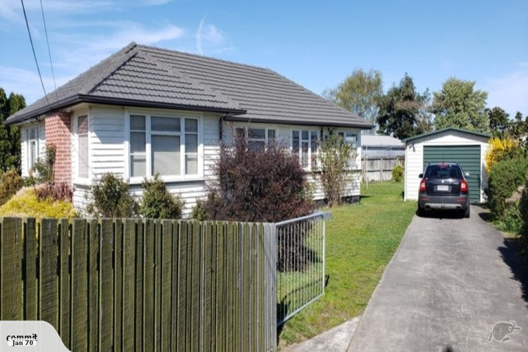 Property photo for 43 Vancouver Crescent, Wainoni, Christchurch, 8061