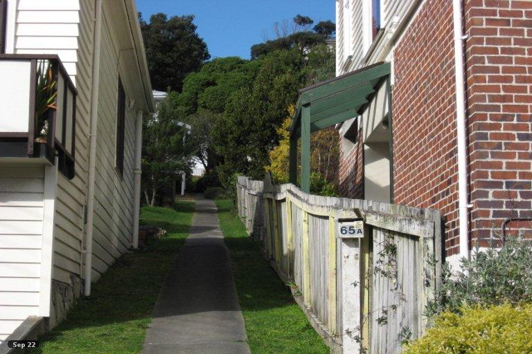 Photo of property in 65A Hamilton Road, Hataitai, Wellington, 6021