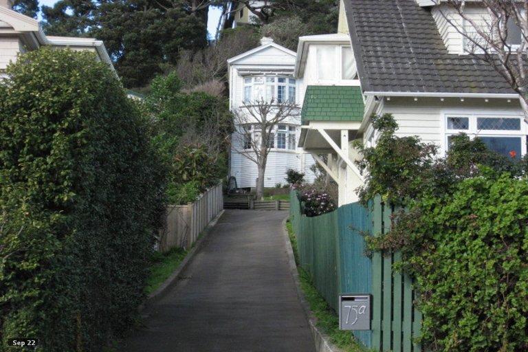 Property photo for 75A Hamilton Road, Hataitai, Wellington, 6021