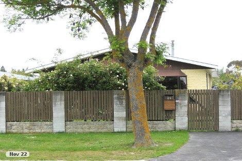 Photo of property in 21 George Street Rangiora Waimakariri District