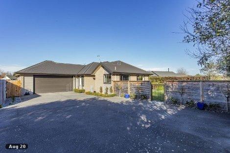 Photo of property in 23C Buckleys Road Rangiora Waimakariri District