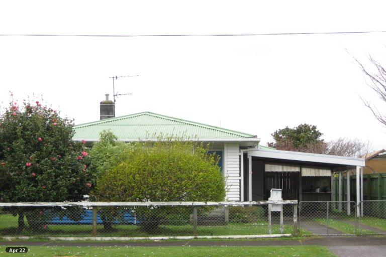 Photo of property in 7 Arawa Street, Welbourn, New Plymouth, 4312