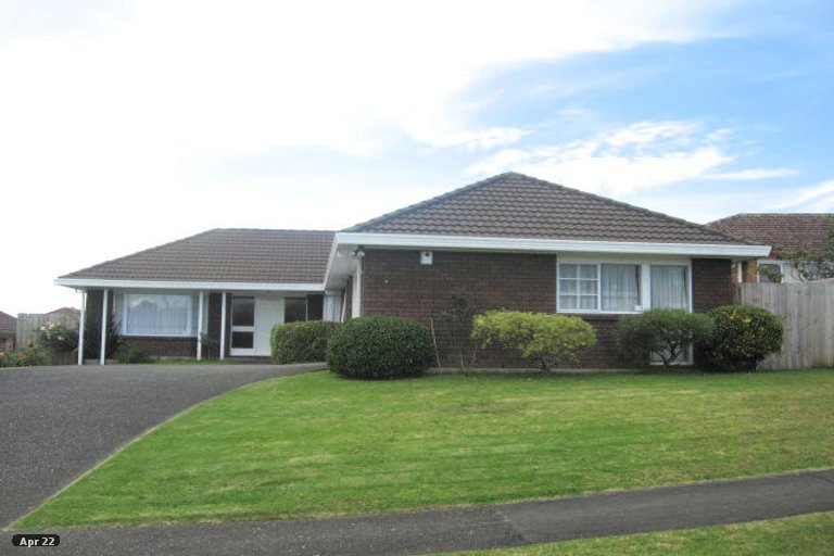 Property photo for 6 Veagh Place, Highland Park, Auckland, 2010