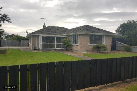 Photo of property in 10 White Street Rangiora Waimakariri District