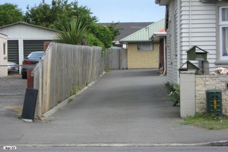 Property photo for 20A Rutherford Street, Woolston, Christchurch, 8023