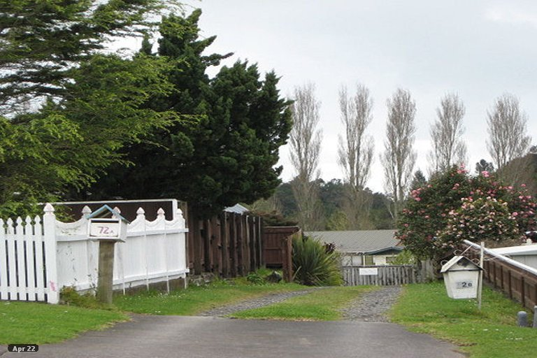 Photo of property in 72A Cumberland Street, Welbourn, New Plymouth, 4312