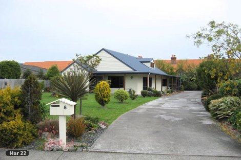 Photo of property in 8 Hoult Crescent Monaco Nelson City