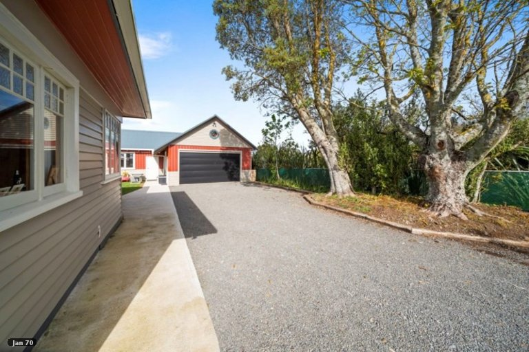 Photo of property in 54 Finnerty Road, Ngaere, Stratford, 4391