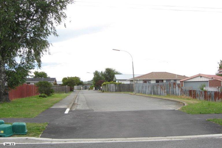 Property photo for 1/6 Peckham Lane, Woolston, Christchurch, 8062
