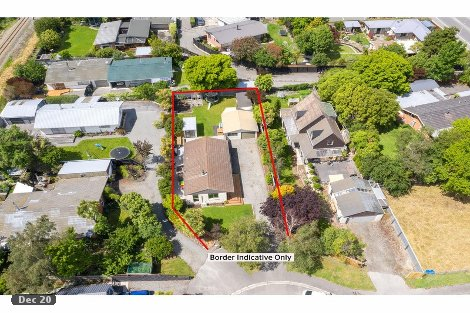 Photo of property in 2 Thorne Place Rangiora Waimakariri District