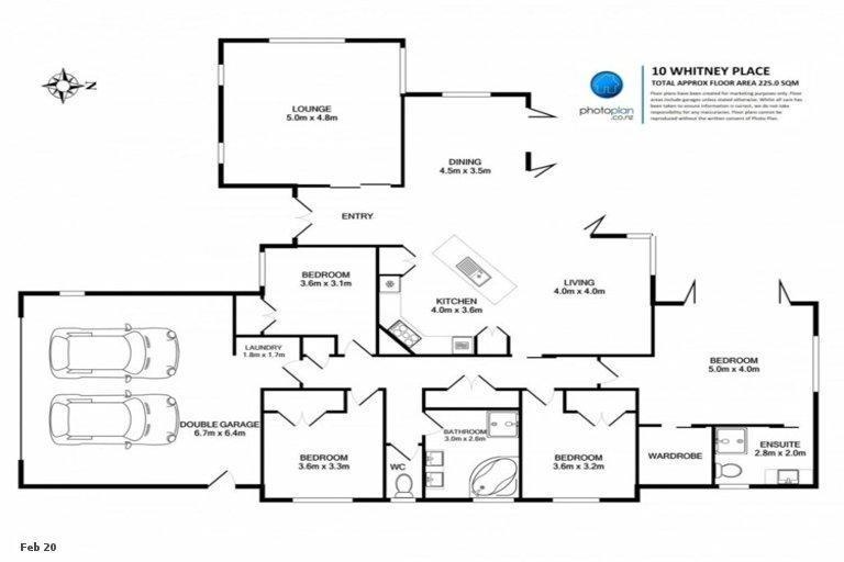 Property photo for 10 Whitney Place, Rototuna North, Hamilton, 3210