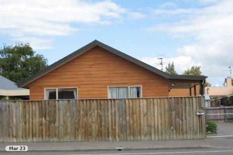Photo of property in 37 Blackett Street Rangiora Waimakariri District