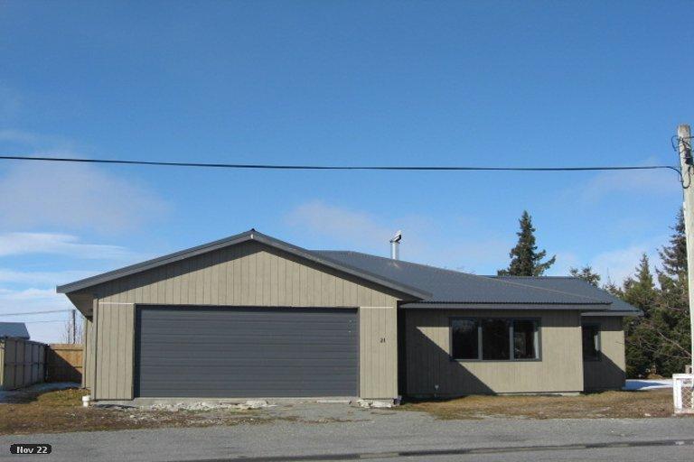 Property photo for 21 Braemar Place, Twizel, 7901